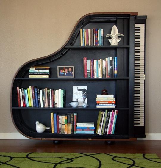 Riciclo creativo come realizzare delle librerie per for Riciclo arredo casa