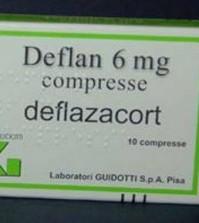 Deflan 6 mg