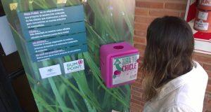 Il progetto che trasforma le gomme da masticare in plastica