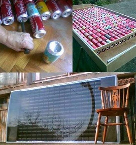 Pannello Solare Con Bottiglie Di Plastica : Come costruire un pannello solare termico con delle
