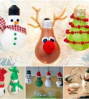 Decorazioni natalizie fai da te 5 simpatiche idee per un for Attivatore fosse biologiche fai da te