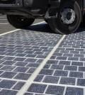 asfalto, fotovoltaico