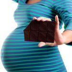 Cioccolato in gravidanza migliora la crescita del feto