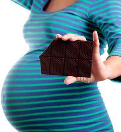 Темный шоколад для беременных 28