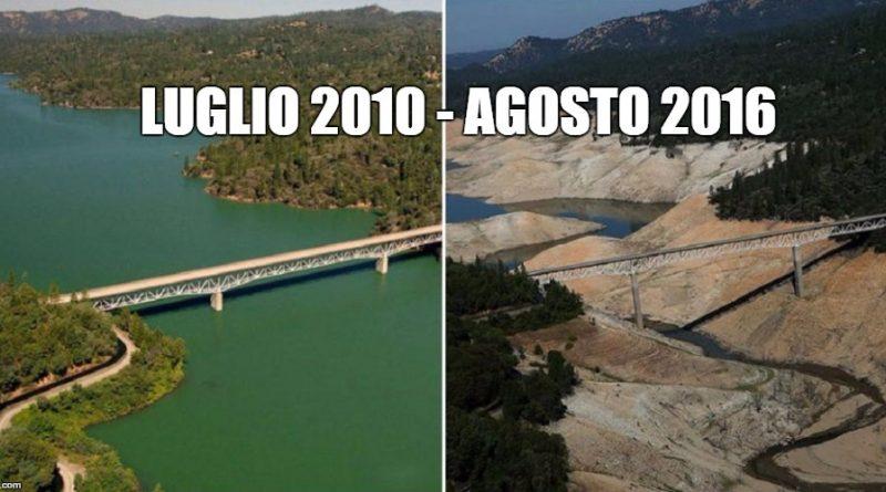 cambiamenti climatici foto