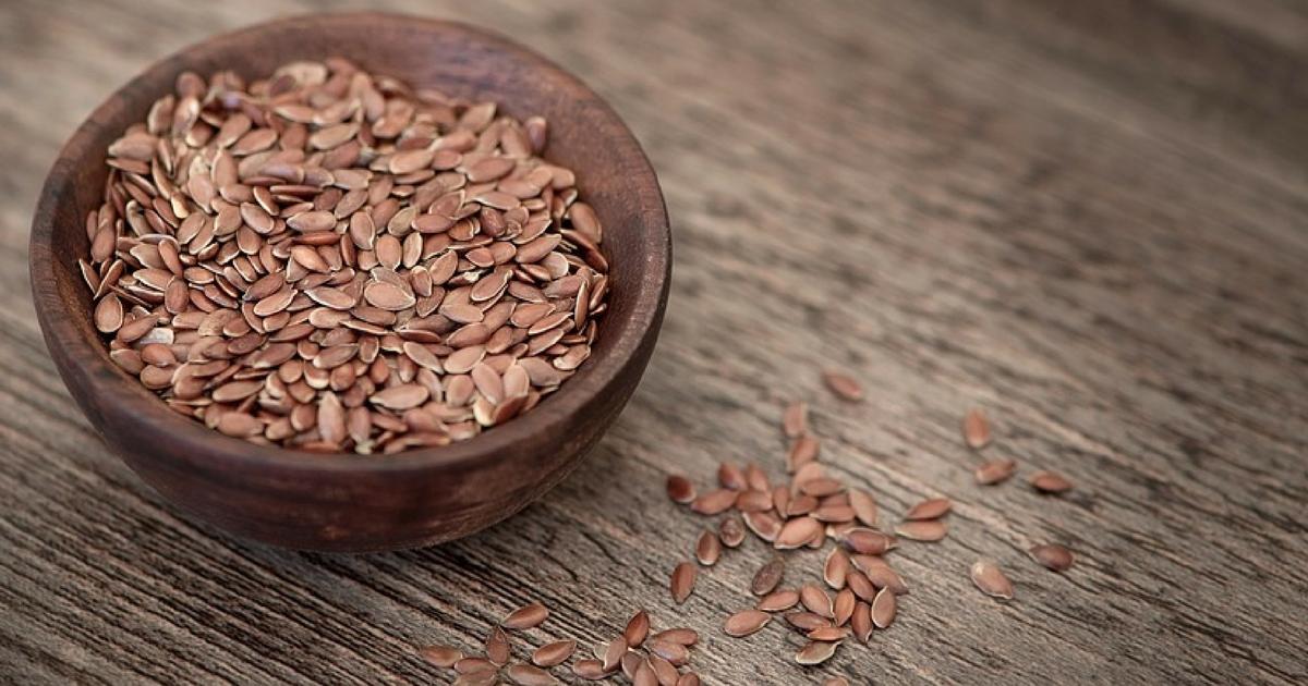 cracker semi di lino