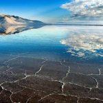Il grande Lago Salato si sta prosciugando completamente