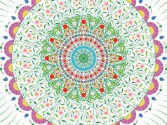 mandala disegni da colorare
