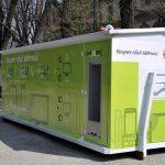 Raee Parking: arriva in città il container per la raccolta dei rifiuti elettronici