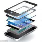 Il vetro per smartphone che ricarica il telefonino con l'energia solare