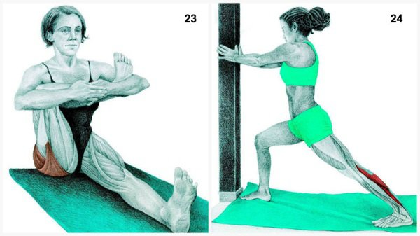 stretching 12