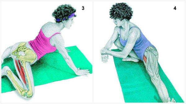 stretching 2