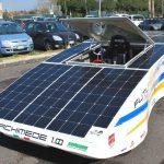 Archimede: l'auto low cost a energia solare che viene dalla Sicilia