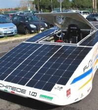 auto energia solare, Archimede Solar Car