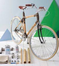 bici fai da te, Bamboo Bicycle Club