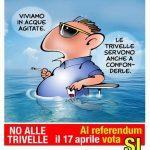 Referendum trivelle: le 5 bufale del NO