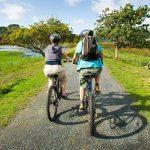 L'app che indica ai ciclisti il percorso con meno smog