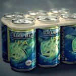 Birra: gli imballaggi si trasformano in cibo per pesci