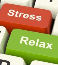 stress, esercizio di respirazione