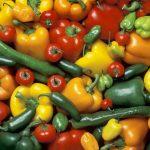 Peperoni: a ogni colore la sua proprietà!