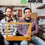 Tecnologie sostenibili: arriva il pc biodegradabile