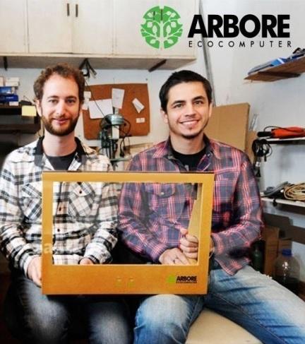 Il pc biodegradabile è la nuova frontiera delle tecnologie sostenibili