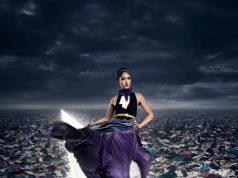 Vestiti alla moda derivati dai rifiuti. La sfilata di Let's Do It!