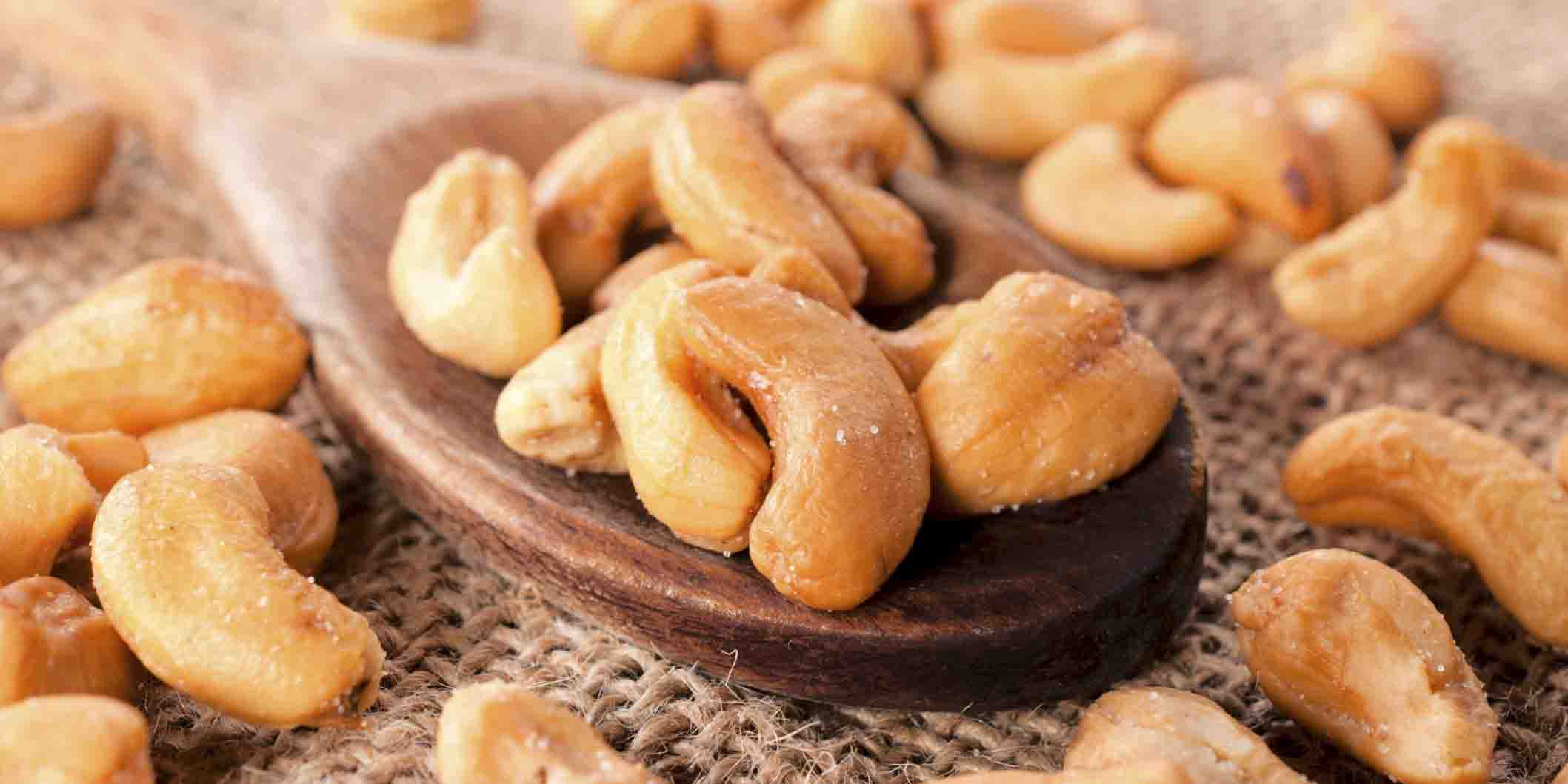Cashew Nuts Diet Food