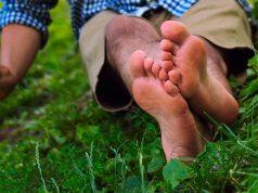 Prendersi cura dei piedi con l'aceto di mele