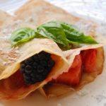 Crepes: dolce e salata bontà in versione tradizionale e vegan