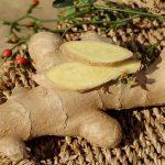 Alimentazione bio: acqua e zenzero per dimagrire velocemente