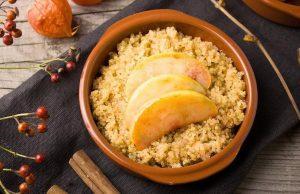 Proprietà e ricette con la quinoa