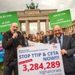 StopCETAday. Il movimento Stop TTIP scende di nuovo in piazza