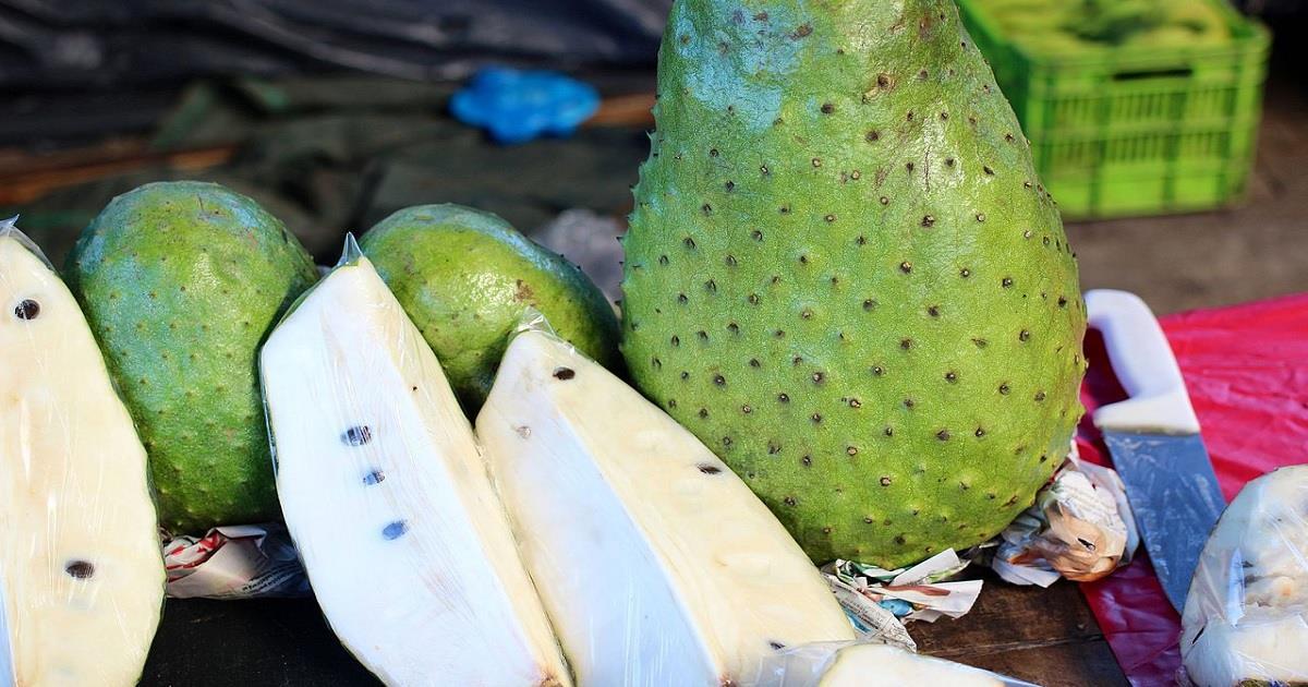 Le tante proprietà della Guanabana, frutto tropicale