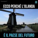 5 lezioni green che possiamo imparare dall'Olanda