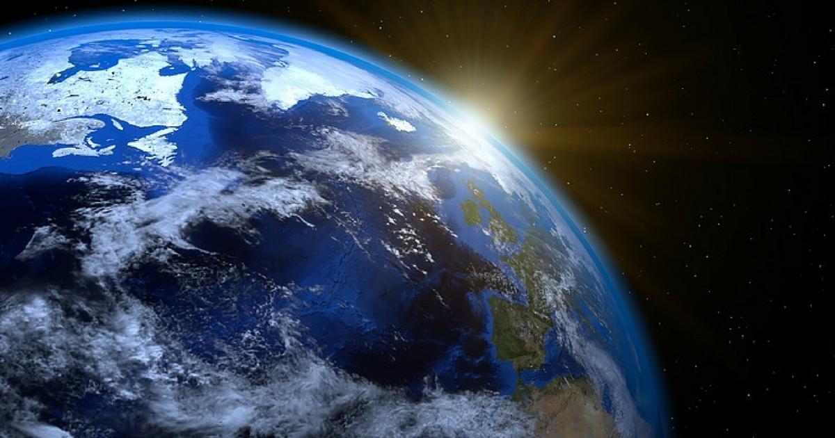 8 curiosit che forse non conosci sul pianeta terra - Immagine da colorare della terra ...