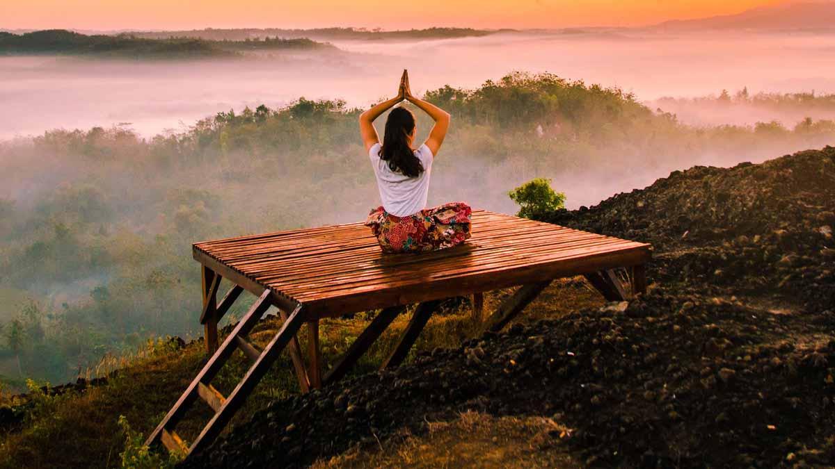 come calmare ansia meditazione