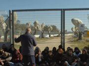 scontri anti Tap in Puglia