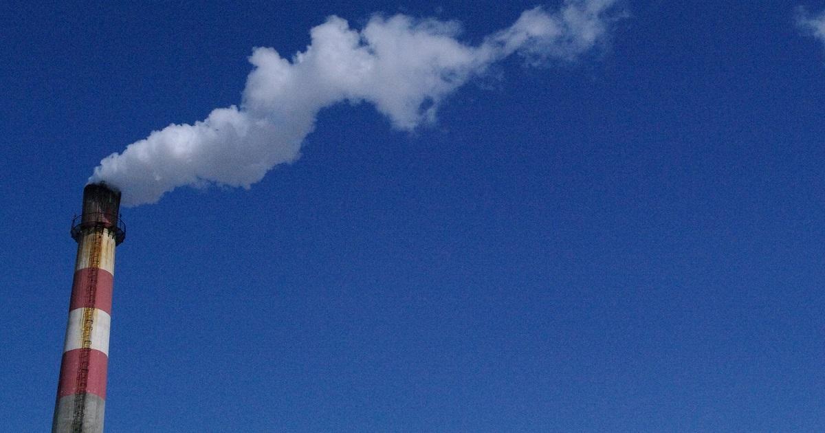 Superato il limite massimo di CO2 in atmosfera
