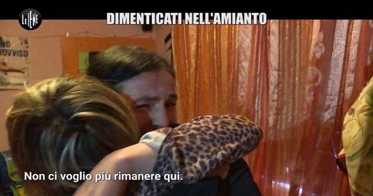 Napoli: nell'inferno di amianto dei Bipiani