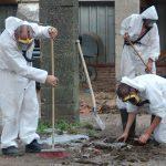 Napoli: costretti a vivere in case di amianto da quasi 40 anni