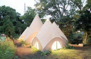 Jikka, la casa di riposo sugli alberi