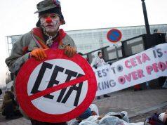 Stop CETA: nonostante le proteste arriva il sì in Senato