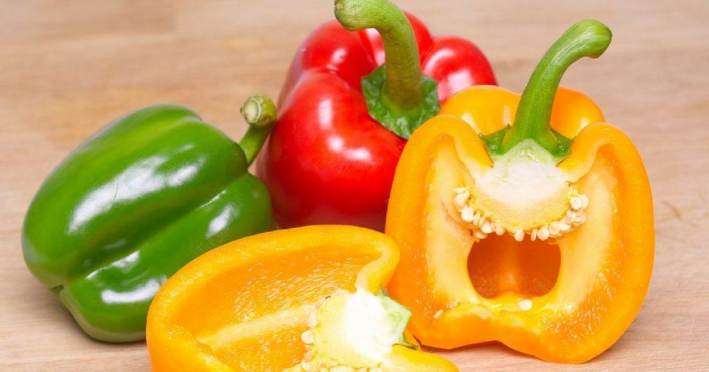 come cucinare i peperoni proprietà