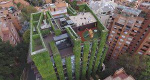 Il giardino verticale più alto al mondo