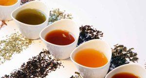 consumare tè