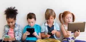 smartphone ai bambini