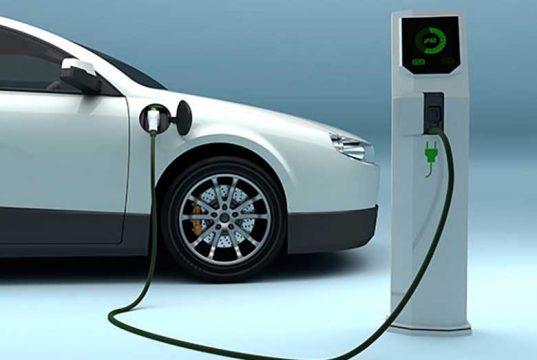 ricarica veicoli elettrici