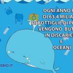 """Inquinamento plastica: """"Milioni di tonnellate in mare"""". Gli ultimi dati del WWF"""