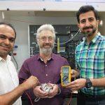 Creata la prima batteria protonica al mondo senza litio